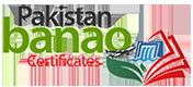 Pakistan Banao Certificate